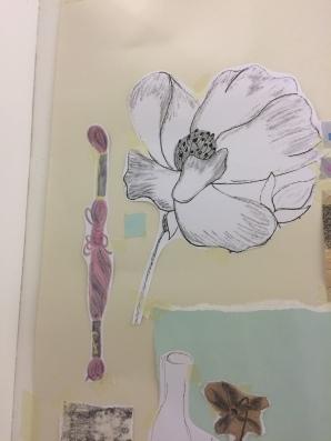 Drawing for Design Wallpaper. Nov2016