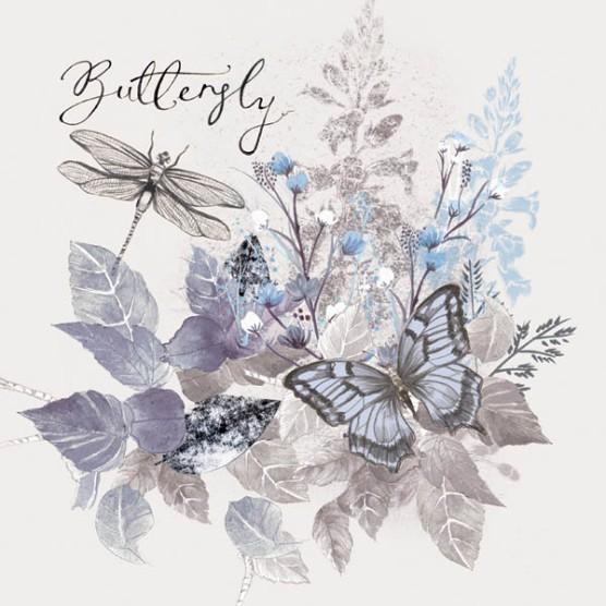 Louise Tiler - Butterfly