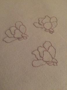 Textile Techniques for Design embroidery. Jan2017